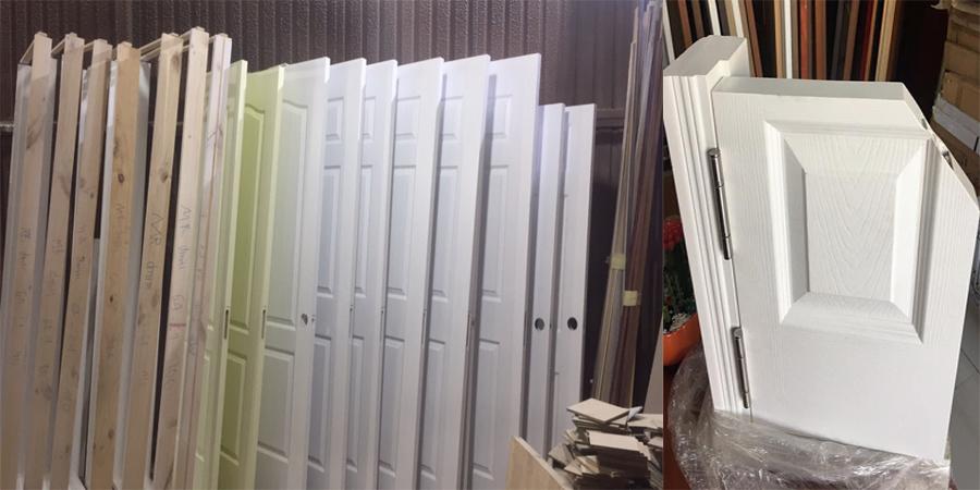 Cấu tạo cửa gỗ công nghiệp hdf nhatvietdoor