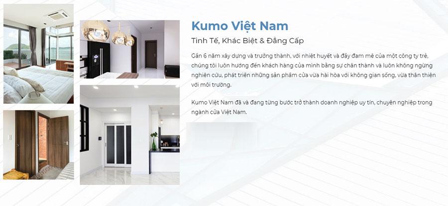 Cửa nhựa ABS Hàn Quốc do công ty tập đoàn Kumo sản xuất