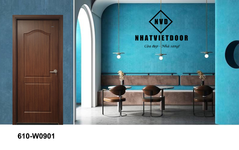 Mẫu cửa nhựa đẹp dành cho phòng ngủ 2021