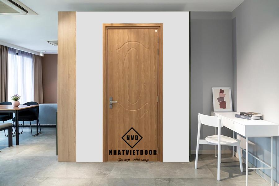 Mẫu cửa nhựa dành cho phòng ngủ đẹp